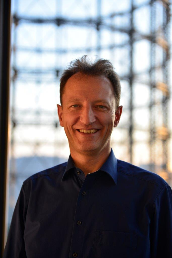 Dieter Michell-Auli - Chief Sales Officer