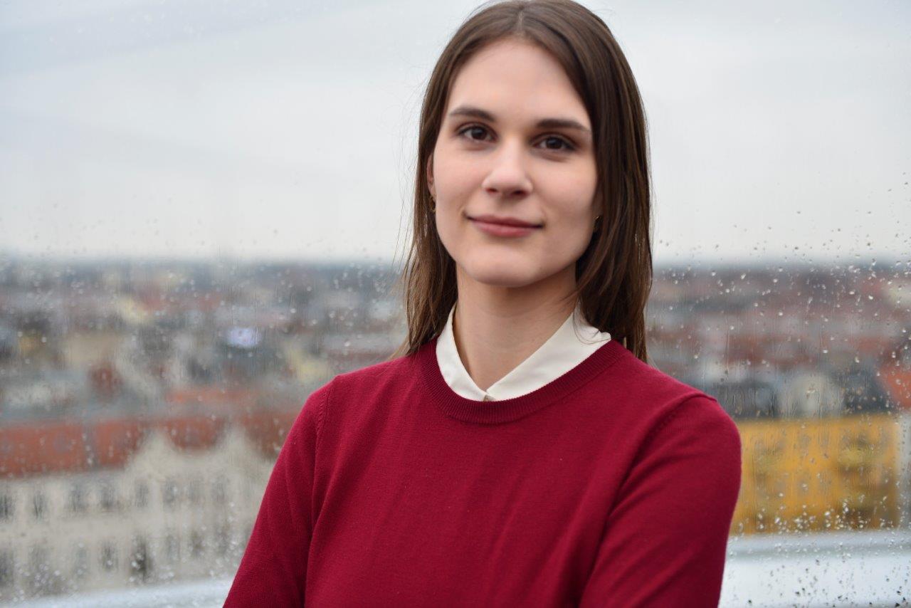 Lucy Alston - Bids & Business Development